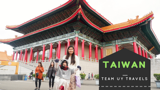 5 DAY ITINERARY IN TAIWAN, TEAM UY TRAVELS