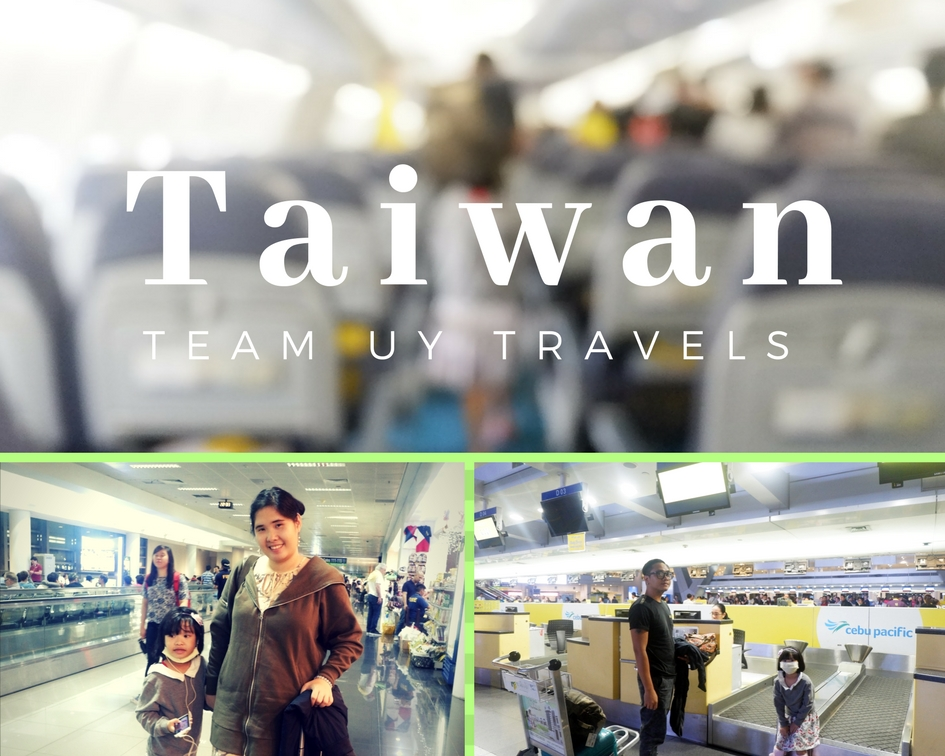 TEAM UY IN TAIWAN